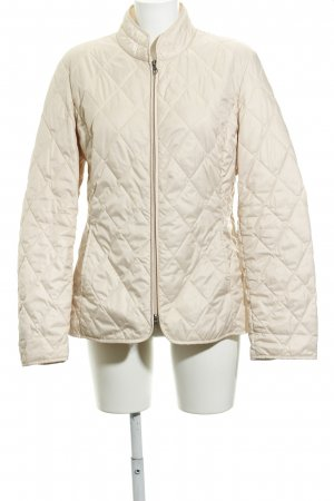 Betty Barclay Quilted Jacket cream quilting pattern casual look
