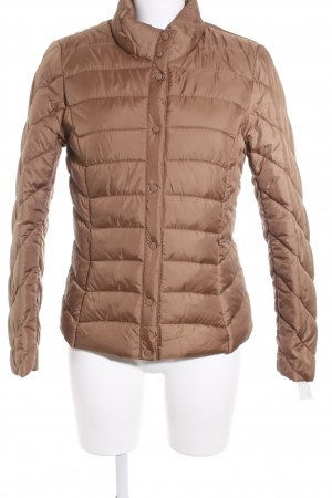 Betty Barclay Steppjacke ocker Reiter-Look