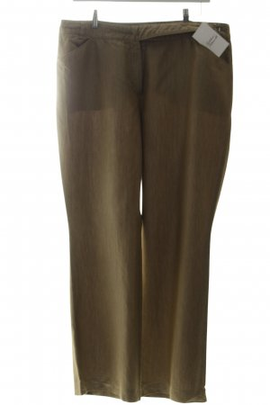 Betty Barclay Stoffhose beige Nadelstreifen Retro-Look