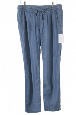Betty Barclay Stoffhose blassblau Jeans-Optik