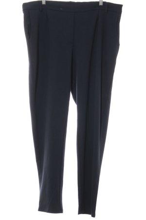 Betty Barclay Stoffhose dunkelblau schlichter Stil