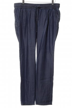 Betty Barclay Stoffhose blau Casual-Look