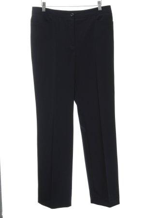 Betty Barclay Stoffen broek zwart zakelijke stijl
