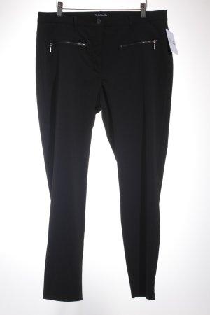 Betty Barclay Jersey Pants black business style