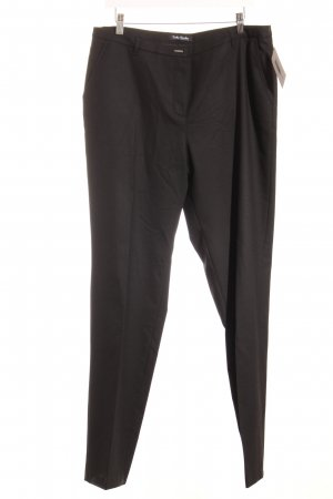 Betty Barclay Pantalón tipo suéter negro estilo «business»