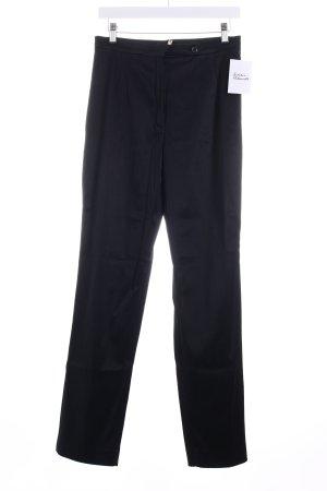 Betty Barclay Stoffen broek zwart elegant