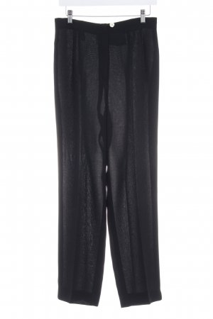 Betty Barclay Pantalone jersey nero elegante