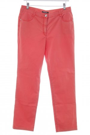 Betty Barclay Straight-Leg Jeans hellrot Casual-Look