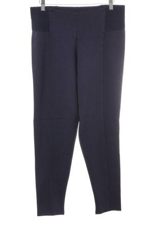Betty Barclay Pantalon strech bleu foncé style simple