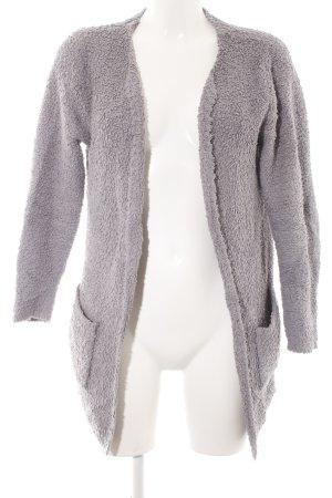Betty Barclay Knitted Cardigan dark grey casual look