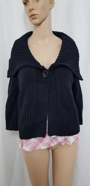 betty barclay strick jacke schwarz cardigan