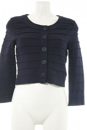 Betty Barclay Strickjacke schwarz Casual-Look