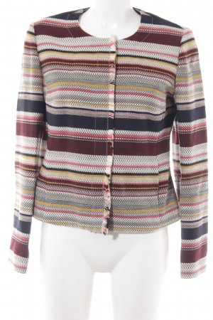 Betty Barclay Strickjacke Streifenmuster Casual-Look