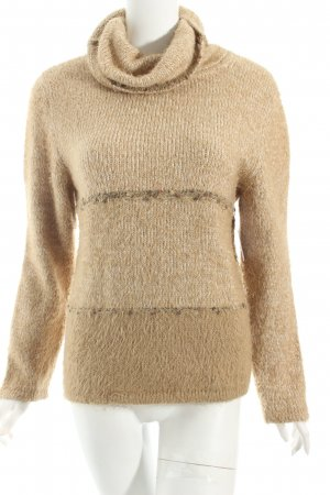 Betty Barclay Strickpullover beige-wollweiß Casual-Look