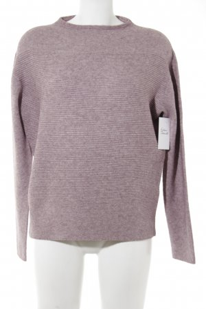 Betty Barclay Strickpullover blasslila Webmuster Casual-Look