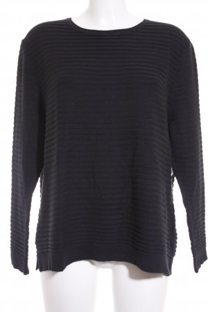 Betty Barclay Strickpullover dunkelblau Casual-Look