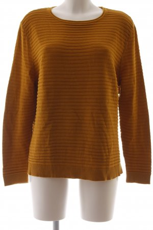 Betty Barclay Strickpullover goldorange Casual-Look