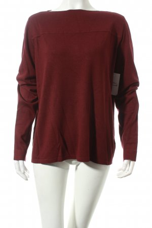 Betty Barclay Strickpullover purpur Casual-Look