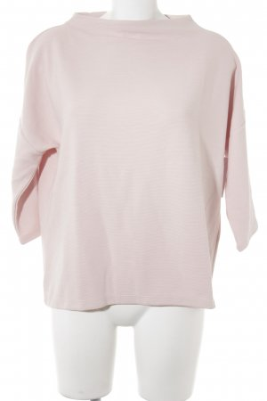Betty Barclay Jersey de punto rosa Patrón de tejido look casual