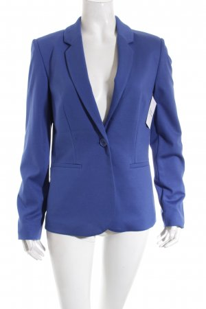 Betty Barclay Sweatblazer blau schlichter Stil