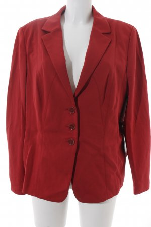 Betty Barclay Sweatblazer dunkelrot Casual-Look