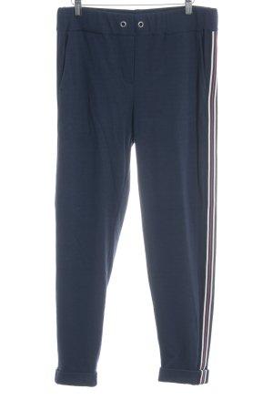 Betty Barclay Sweat Pants striped pattern athletic style