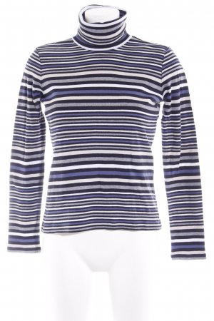 Betty Barclay Sweatshirt dunkelblau-creme Casual-Look