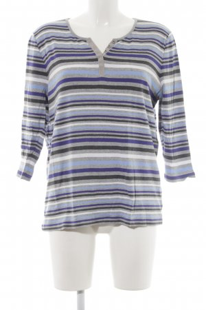 Betty Barclay Sweatshirt Ringelmuster Casual-Look