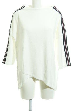 Betty Barclay Sweatshirt Streifenmuster Casual-Look