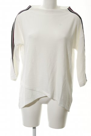 Betty Barclay Sweatshirt weiß-wollweiß Casual-Look