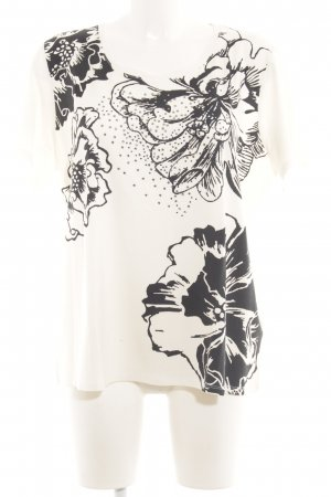 Betty Barclay T-Shirt creme florales Muster Casual-Look