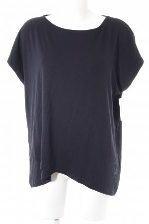 Betty Barclay T-Shirt dunkelblau Casual-Look