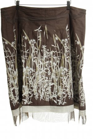 Betty Barclay Tafzijde rok bloemen patroon elegant