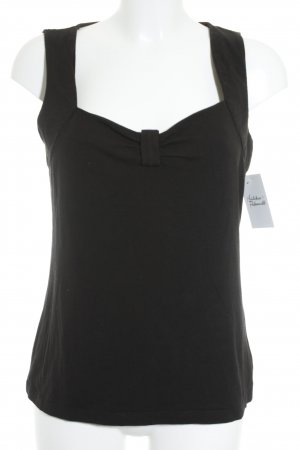 Betty Barclay Tanktop schwarz Casual-Look