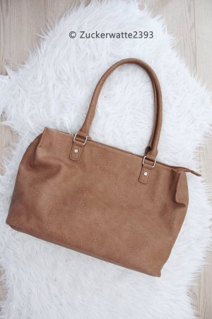 Betty Barclay Carry Bag light brown-brown imitation leather