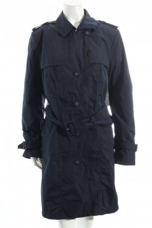 Betty Barclay Trenchcoat dunkelblau Casual-Look