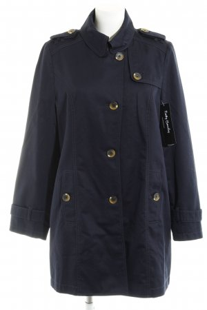 Betty Barclay Trenchcoat dunkelblau schlichter Stil