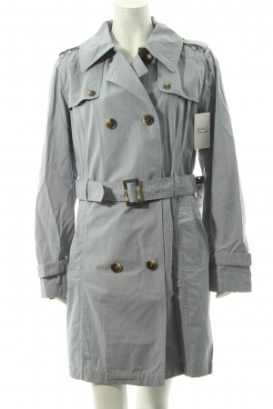 Betty Barclay Trenchcoat graublau klassischer Stil