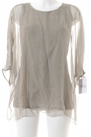 Betty Barclay Tunikabluse khaki Casual-Look