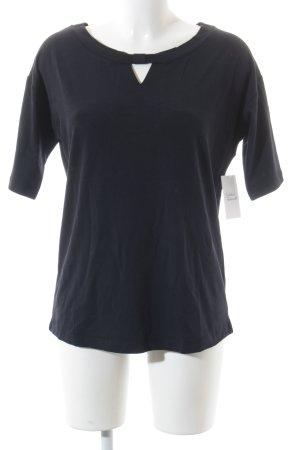Betty Barclay U-Boot-Shirt dunkelblau Casual-Look