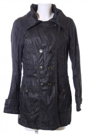 Betty Barclay Übergangsjacke schwarz Casual-Look