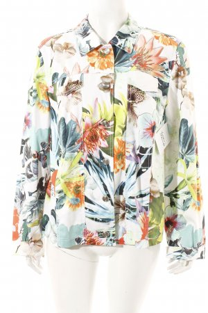 Betty Barclay Übergangsjacke florales Muster Casual-Look