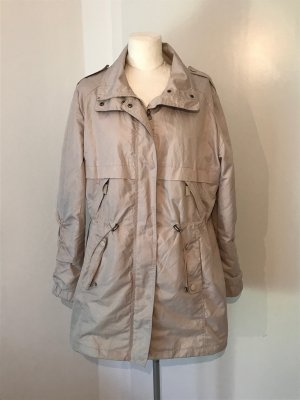 Betty Barclay Übergangsjacke Gr.46 Parka beige
