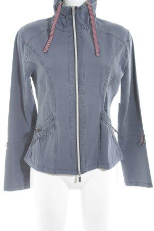 Betty Barclay Übergangsjacke graublau Street-Fashion-Look