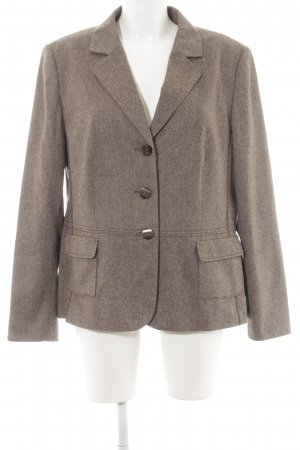 Betty Barclay Blazer unisexe moucheté style dandy