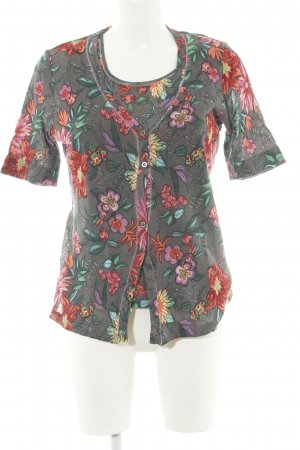 Betty Barclay Web twin set bloemenprint casual uitstraling