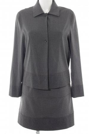 Betty Barclay Woven Twin Set grey business style