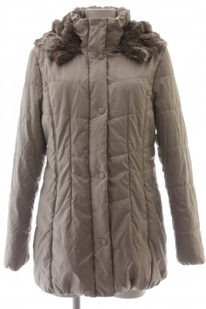 Betty Barclay Winterjacke hellgrau-grau Casual-Look
