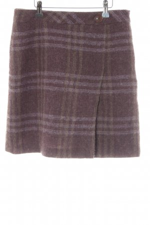 Betty Barclay Wool Skirt check pattern college style