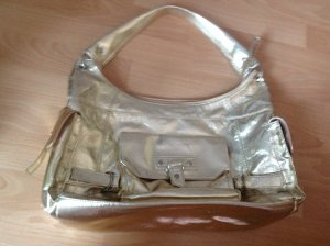 Betty Barkley Tasche Kunstleder Gold
